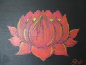 Lotusblome <3